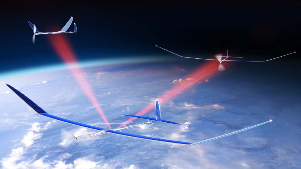 Titan Aerospace bought by Google, not Facebook